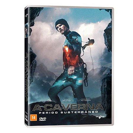 Dvd - A Caverna - Perigo Subterrâneo - Heidi Toini