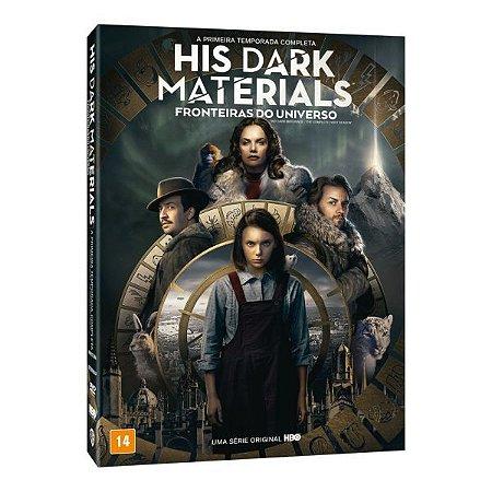 DVD - His Dark Materials – Fronteiras do Universo: A Primeira Temporada Completa