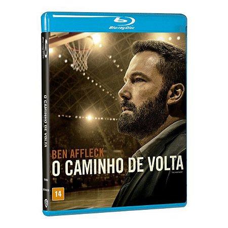 Blu-Ray O Caminho de Volta - BEN AFFLECK