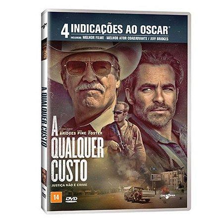 Dvd - A Qualquer Custo -  Chris Pine