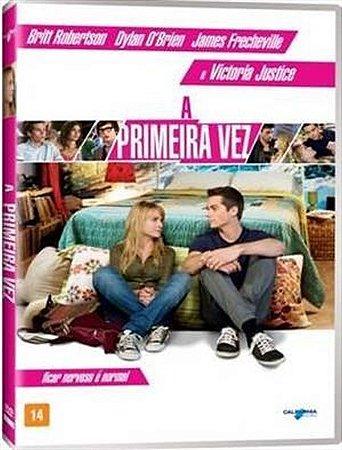 DVD A Primeira Vez -  Dylan O´Brien