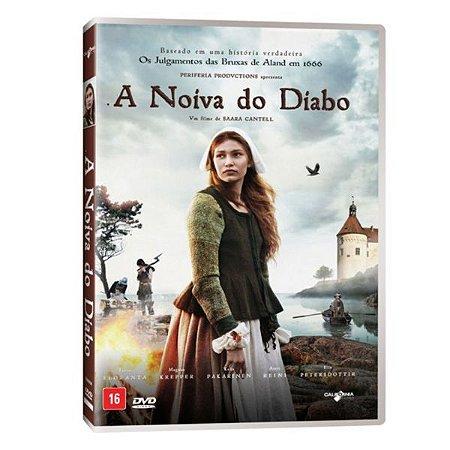 Dvd - A Noiva Do Diabo - Saara Cantell