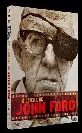 DVD O Cinema de John Ford - ( 3 DVDs )