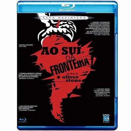 Blu Ray Ao Sul da Fronteira - Oliver Stone