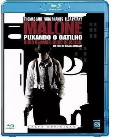 Blu-Ray Malone Puxando o Gatilho