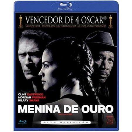 Blu-Ray Menina de Ouro Clint Eastwood
