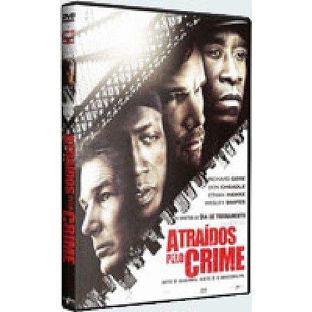 DVD Araidos Pelo Crime - Wesley Snipes - Richard Gere