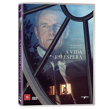 DVD A Vida em Espera - Bryan Cranston - Jennifer Garner