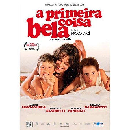DVD - A Primeira Coisa Bela - Paolo Virzi