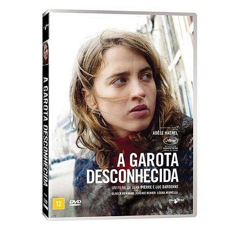 DVD A Garota Desconhecida - Jean Pierre