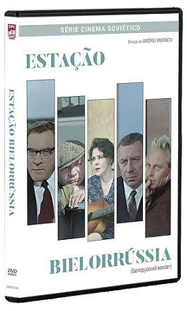DVD Estação Bielorrússia - Andrei Smirnov