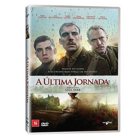 DVD A Última Jornada - Sam Claflin