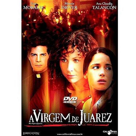 DVD - A Virgem de Juarez - Esai Morales