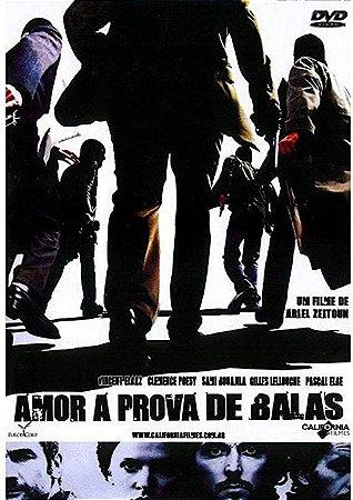DVD - Amor a Prova De Balas - Ariel Zeitoun