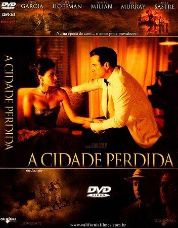 DVD A Cidade Perdida - Andy Garcia
