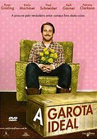 DVD A Garota Ideal - Ryan Gosling