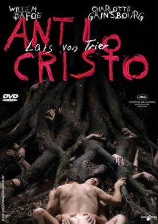 DVD AntiCristo - Lars Von Trier