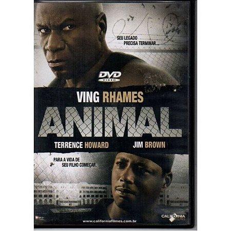 DVD Animal - Ving Rhames