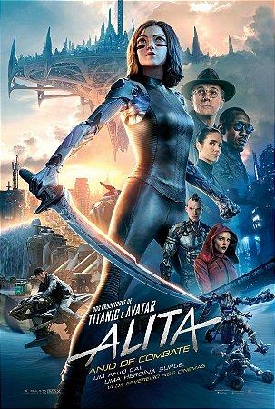 DVD - Alita - Anjo de Combate