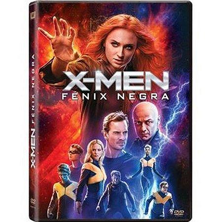 DVD - X-Men - Fênix Negra