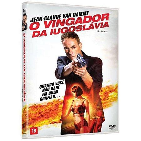 Dvd O Vingador Da Iugoslávia - Van Damme