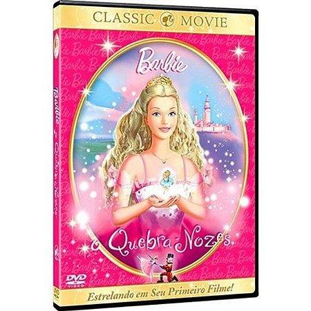 DVD Barbie - O Quebra Nozes