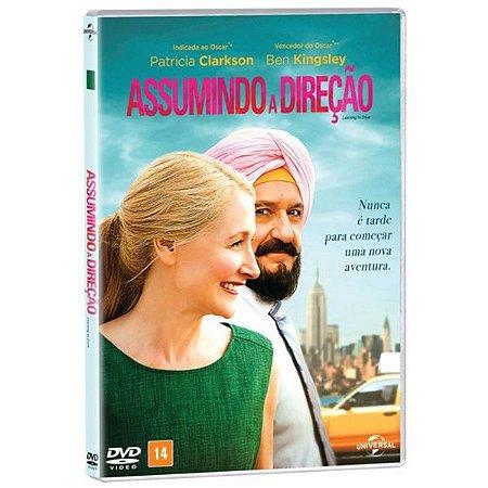DVD - ASSUMINDO A DIREÇÃO - Ben Kingsley