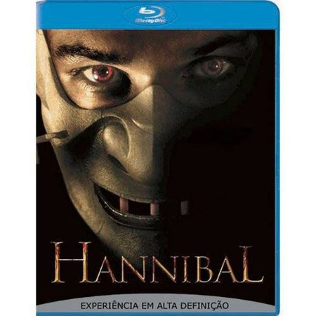 Blu-Ray Hannibal: A Origem do Mal