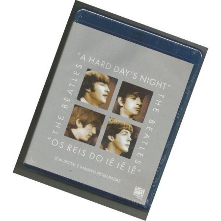 Blu-ray - The Beatles - A Hard Day's Night