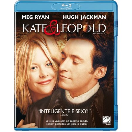 Blu-Ray Kate e Leopold - Hugh Jackman