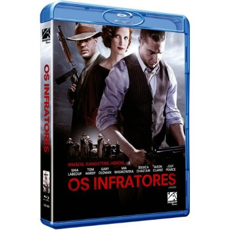 Blu-Ray - Os Infratores