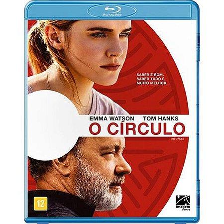 Blu-ray - O Círculo - Tom Hanks