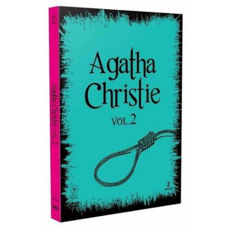 DVD Agatha Christie Vol.2 (2 DVDs)