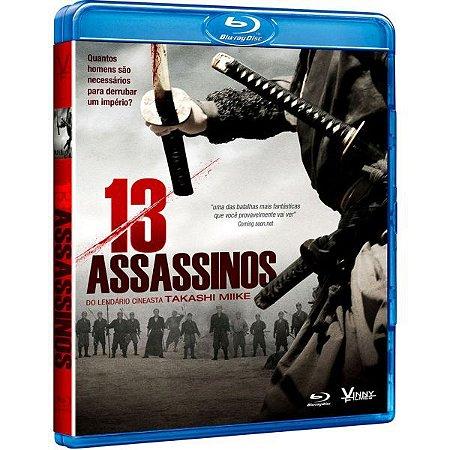 Blu-ray 13 Assassinos - Takashi Mike