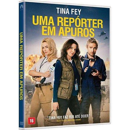 Dvd - Uma Reporter Em Apuros