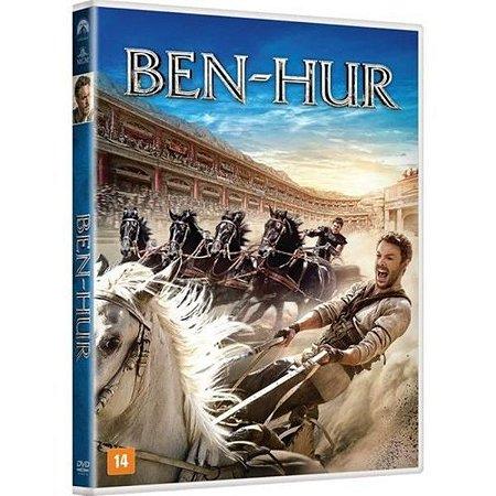 Dvd - Ben-Hur - Rodrigo Santoro