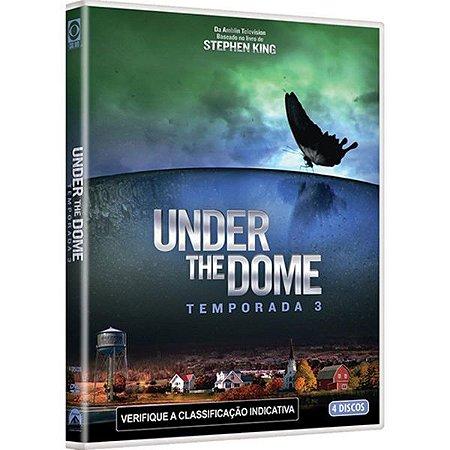 DVD - Under The Dome 3ª Temporada (4 Discos)