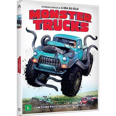 Dvd - Monster Trucks