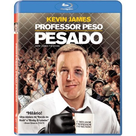 Blu-Ray - Professor Peso Pesado - Kevin James