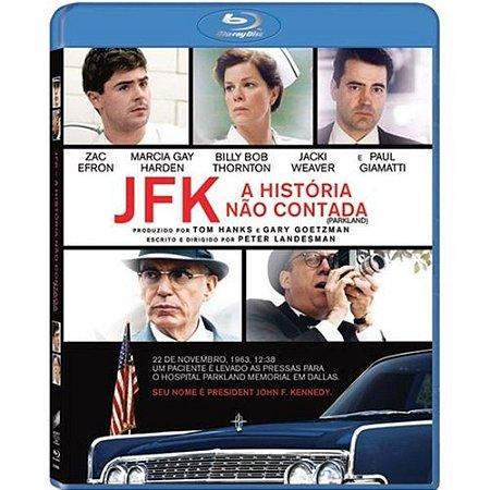 Blu Ray JFK - A História Não Contada - Paul Giamatti