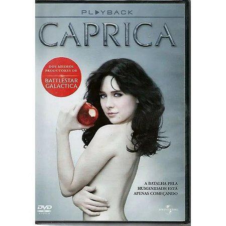 DVD Caprica - Esai Morales - Eric Stoltz