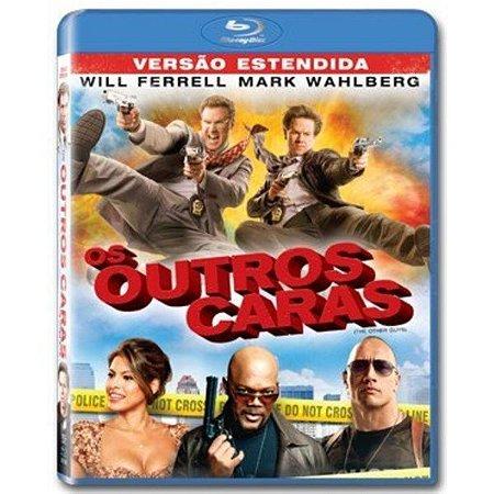 Blu-ray - Os Outros Caras - Versão Estendida - Will Ferrel