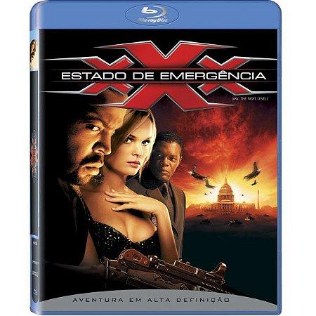 Blu-Ray: Triplo X 2 Estado de Emergência - Samuel L. Jackson
