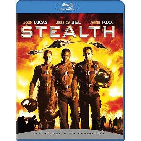 Blu-Ray - Stealth - Ameaça Invisível - Jamie Foxx