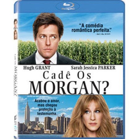 Blu-Ray Cadê os Morgan? - Sarah Jessica Parker