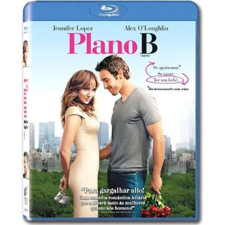 Blu-ray Plano B - Jennifer Lopez - Alex O Loughlin
