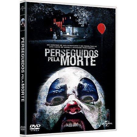 DVD - Perseguidos Pela Morte - Spencer List