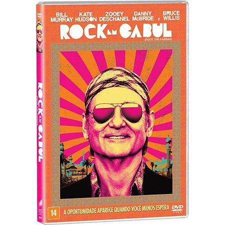 Dvd Rock em Cabul - Bill Murray