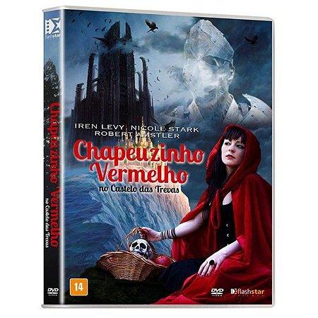 Dvd - Chapeuzinho Vermelho: No Castelo Das Trevas