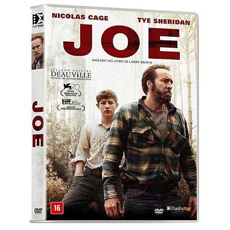 Dvd - Joe - Nicolas Cage